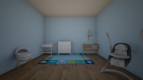 new baby - Modern - Kids room  - by cherryblossom5398