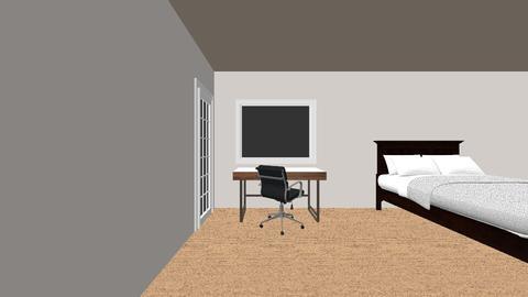 room - Bedroom - by Hannah Nicole_955