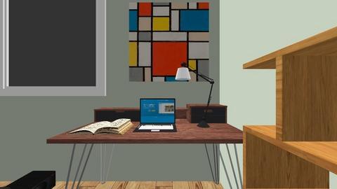 Escritorio 2 - Office  - by Felipe Morato