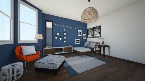 haileys room - Vintage - Bedroom  - by LaurenLakin