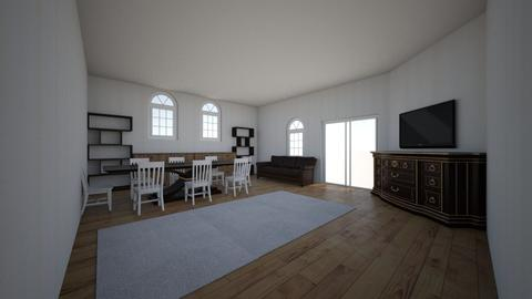 lili - Classic - Living room  - by vitalencur
