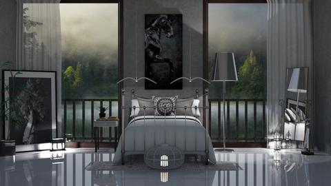 balcony - by MaiZee20