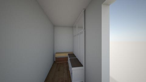 Mud room 2 - by RenoMyHomeofCats