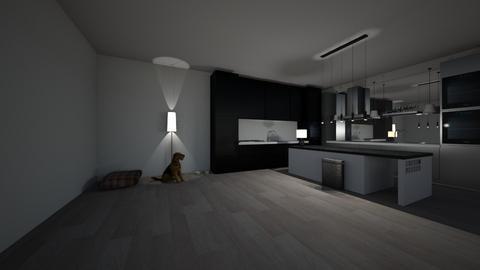 House floor plan - Modern - by Rock Lobster