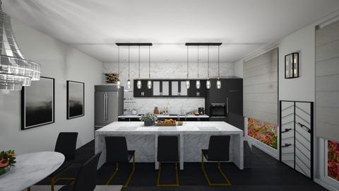 Kitchen - Kitchen  - by Daively__1000