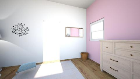 Girl Baby nursery - Kids room  - by Miahbennett18