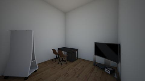 layout booth 3D - Classic - Office  - by goezta