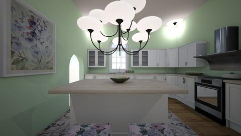 ClassicHome Kitchen - Classic - Kitchen  - by Cat_J
