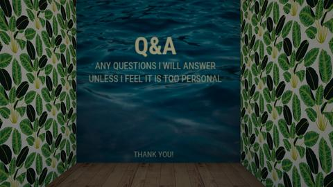 Q and A - by artsy_naturelover