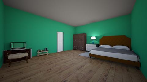 Bedroom 1 - Bedroom - by DJstyler2010