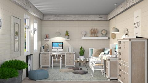 Vos Ss - Office  - by Ferplace