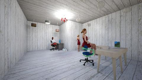 work place  - Office - by Epicone