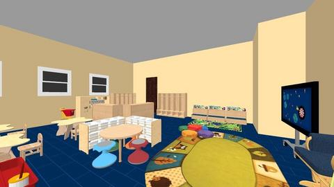 J and J Preschool Room - by UDPXGGAKFDGLTRTKMCAMYGLDMPGZUPX