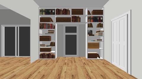 Office Library Guest room - Office  - by Andreea Lazarut