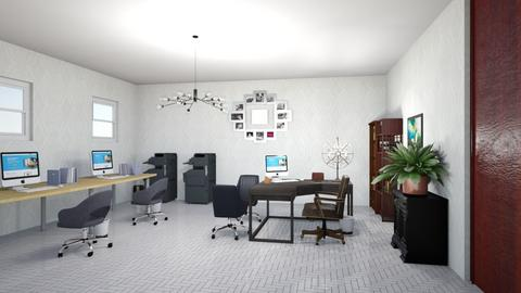 Office Layout - by Hazel_Grace_Bandillo
