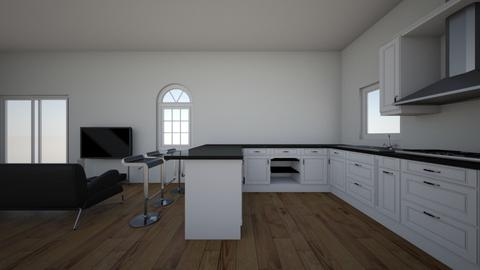 future house - Retro - Living room  - by Carter27