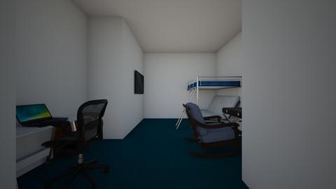 kewl room - Bedroom  - by jobaboba