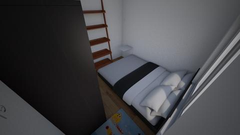 kamar - Bedroom - by yuke