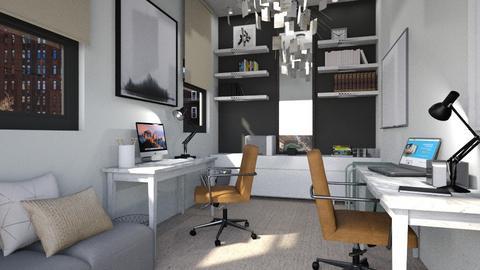 office size - Modern - Office  - by tolo13lolo