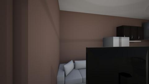Ferncek napalija - Living room  - by lokneszikolbasz