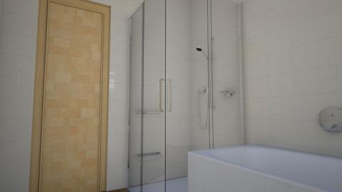 b - Bathroom  - by Vysekal