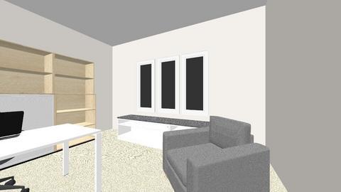 Study - Minimal - Office - by doza