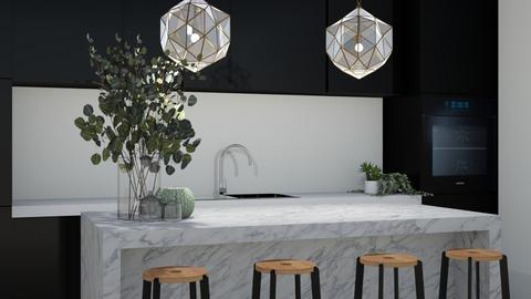 Kitchen_House Comp - Kitchen  - by MilksDaBunz