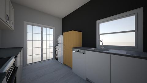 kitchen 4_1 - Kitchen  - by Tukenji