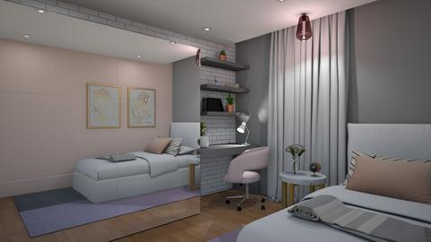 Pinterest - Modern - Bedroom - by norkis