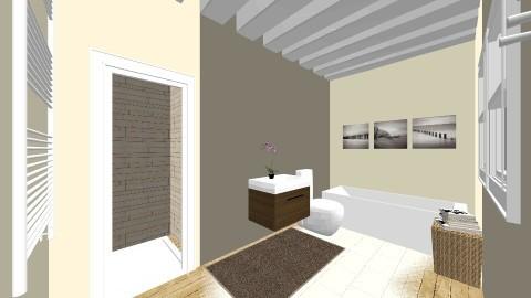 bathroomensuite1 - Country - Bathroom  - by MelindaMaria