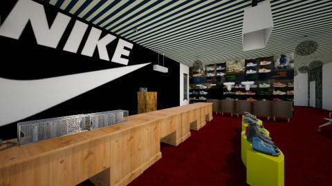shoe store 5SOS9 - by MissT23