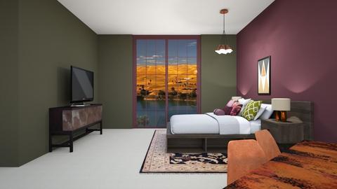 Hotel - Bedroom  - by Feeny
