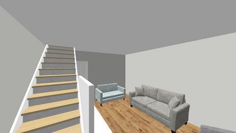 Living Room Config 1 - Living room  - by MKMane