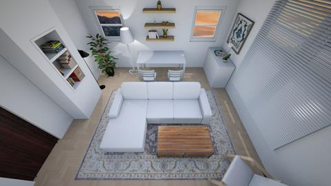 0 - Classic - Living room  - by Twerka