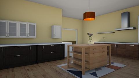 kitchen room - Kitchen  - by 29catsRcool