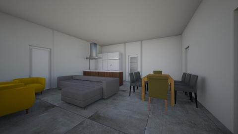 Bloem JB 1 - Modern - Living room  - by Jacqueline Ben