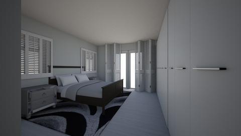 Nicer bedroom - by hamiltonja