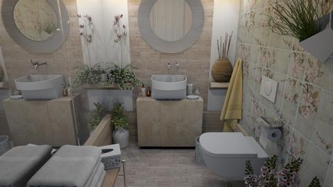M_ Blossom toilet - by milyca8