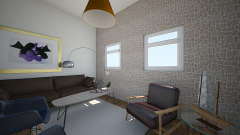Midcentury modern lounge - Retro - Living room  - by Tody12345