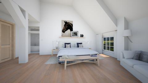 Hästens - Bedroom  - by MandyB84