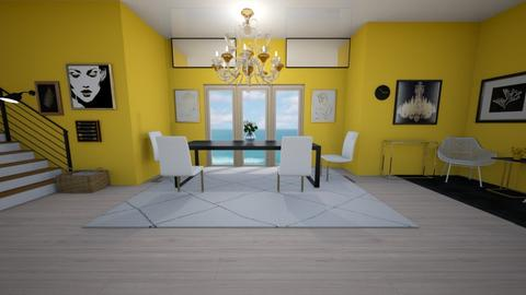 Glamour Room - Glamour - Dining room  - by Lulu12345678910