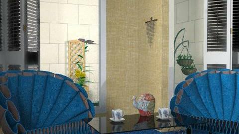 para lucir unos curiosos sillones - Glamour - Living room  - by sacerdote