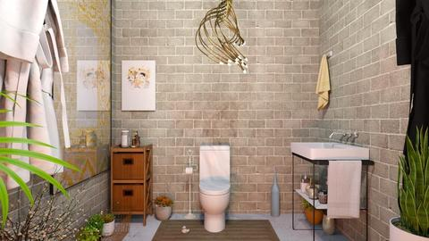 bathroom - Modern - Bathroom  - by MB2006