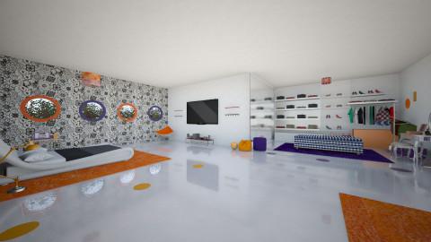 Beauty Bedroom - Eclectic - Bedroom  - by Tuubz