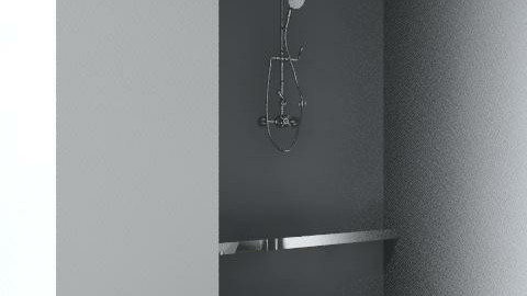 Bathroom - Minimal - Bathroom  - by ANNABB