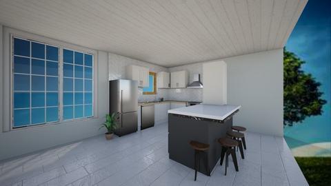 susan2 - Modern - Kitchen - by Sydneyrelic2000