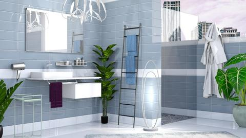 MCM Bathroom - Modern - Bathroom  - by millerfam