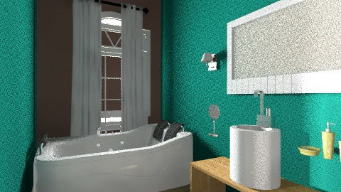 bathroom relaxroom 2 - Eclectic - Bathroom  - by joeri_van_buggenhout