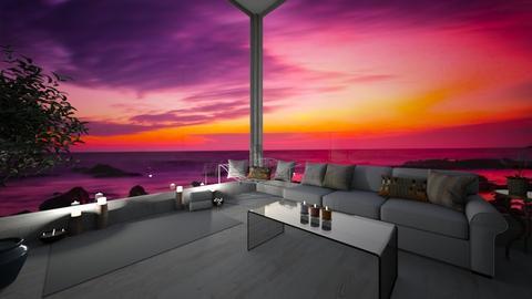 pride - Living room  - by Oryginal_nickname