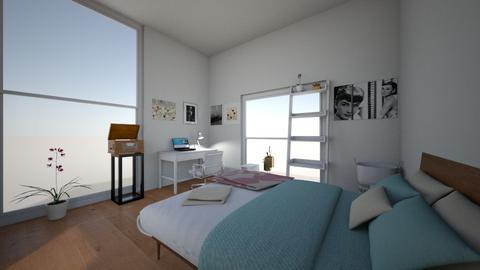 Cailey Room - Feminine - Bedroom  - by caiccc